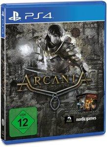 ArcaniA - The Complete Tale (inkl. Addon Fall of Setarrif)