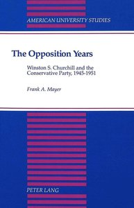 The Opposition Years