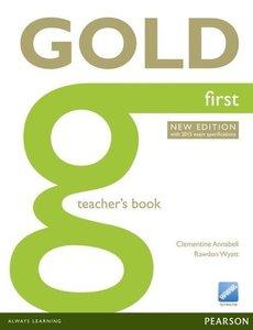 Gold First New Edition Teacher's Book