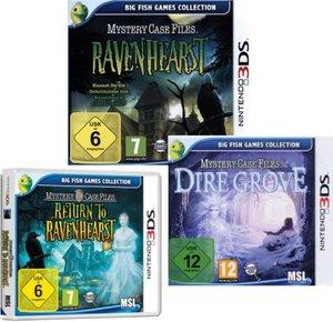 Mystery Case Files (3in1 Ravenhearst+Gutshof Ravenhearst+Dire Gr