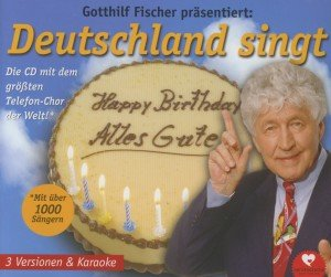 Happy Birthday-Alles Gute