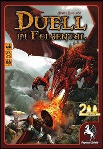 Duell im Felsental (Drako)