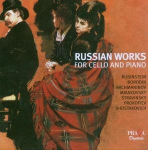 Russian Works For Cello & Piano