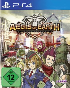 Aegis of Earth: Protonovus Assault (Tower-Defense)