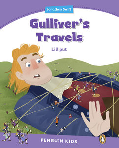 Penguin Kids 5 Gulliver's Travels Reader
