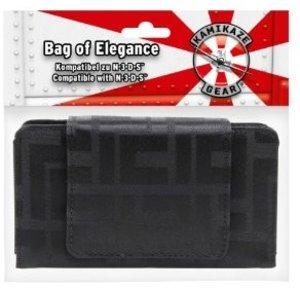 Bag of Elegance - Tasche (black) für Nintendo 3DS