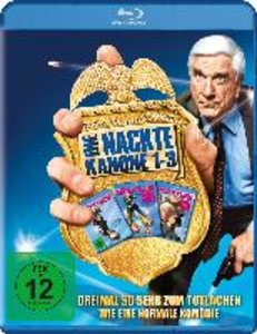 Die nackte Kanone 3-Movie-Set