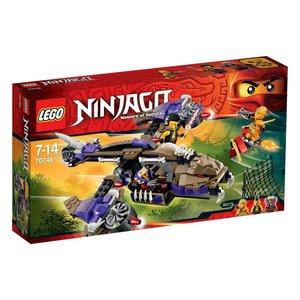 LEGO® 70746 - Ninjago Condrai-Copter