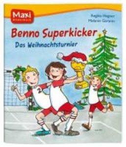 Benno Superkicker und das Weihnachtsturnier