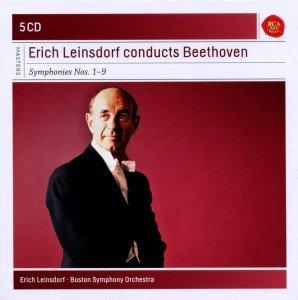 Erich Leinsdorf conducts Beethoven Sinfonien 1-9