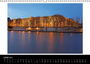 PARIS MATIN ET SOIR (Calendrier mural 2015 DIN A3 horizontal)