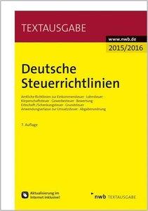 Deutsche Steuerrichtlinien