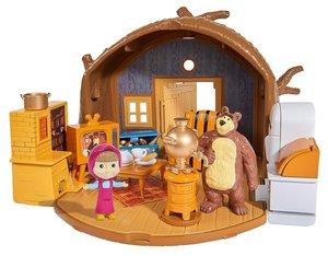 Simba MASHA Bärenhaus-Spielset