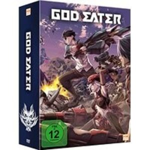 God Eater - Episode 01-05 im Sammelschuber