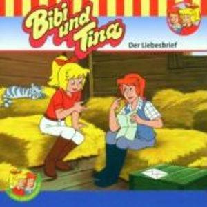 Bibi und Tina 12. Der Liebesbrief. CD