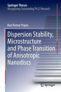Dispersion Stability, Microstructure and Phase Transition of Ani