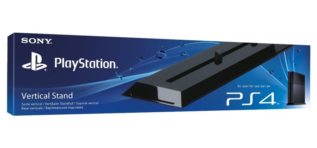 PlayStation 4 - Vertikaler Standfuß / Vertical Stand - zum Schließen ins Bild klicken