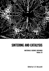 Sintering and Catalysis