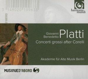 Concerti Grossi Nach Corelli