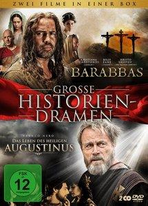Große Historiendramen: Barabbas / Das Leben des heiligen Augusti