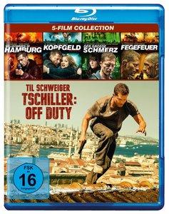 Tatort mit Til Schweiger + Tschiller: Off Duty