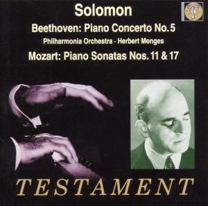 Klavierkonzert 5/Klaviersonaten 11&17