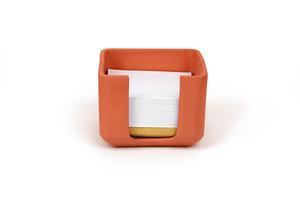 Terracotta Zettelbox
