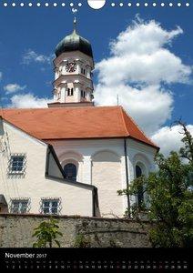 Kirchen in Deutschland - Göttliche Perlen aus Menschenhand (Wand