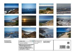 Faszination Pazifikküste (Posterbuch DIN A3 quer)