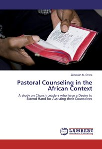 Pastoral Counseling in the African Context