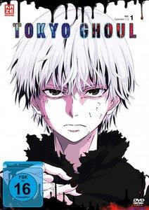 Tokyo Ghoul - DVD 1