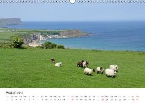 beautiful Ireland / UK-Version (Wall Calendar 2015 DIN A3 Landsc