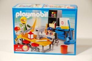 PLAYMOBIL® 4326 - Werkunterricht