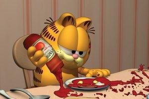 Garfield - Fett im Leben