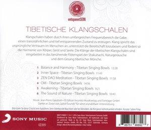 entspanntSEIN-Tibetische Klangschalen