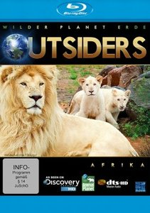 Wilder Planet Erde: Africa - Outsiders