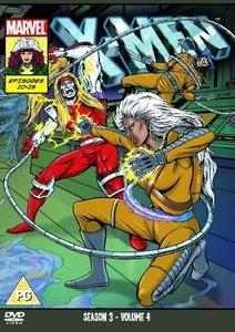 X-Men-Season 3,Vol.4