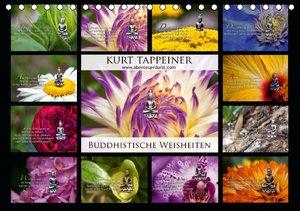 Buddhistische Weisheiten (Tischkalender 2016 DIN A5 quer)