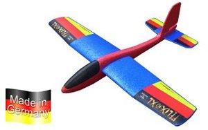 Invento 365102 - Felix IQ Flexipor XL, Freiflugmodell 84 cm Span