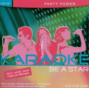 Karaoke CDG Party Power