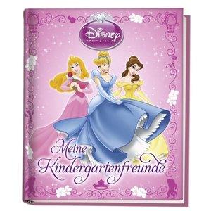 Disney Prinzessin Kindergartenfreundebuch