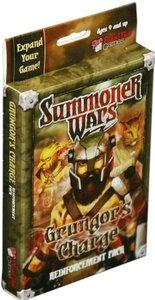Heidelberger PH124 - Summoner Wars: Grungors Charge Reinforcemen