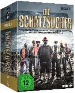 DMAX: Die Schatzsucher - Goldrausch-Sammler-Box
