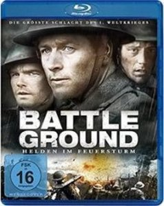 Battleground - Helden im Feuersturm (Blu-ray)