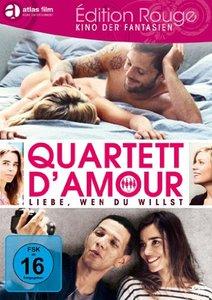 Quartett DAmour - Liebe wen Du willst