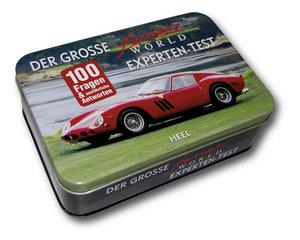 Das große Ferrari World Experten-Quiz