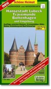 Hansestadt Lübeck, Travemünde, Boltenhagen und Umgebung Radwande