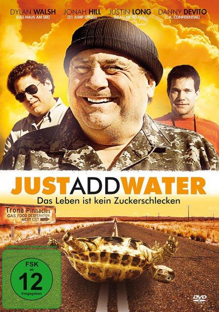 Just Add Water - zum Schließen ins Bild klicken