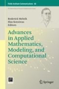 Advances in Applied Mathematics, Modeling, and Computational Sci