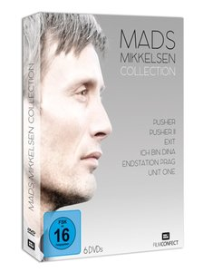Mads Mikkelsen Collection (6 DVDs)